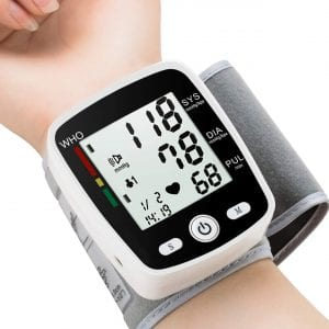 beegod Automatic Detection Cuff & Large Display Screen Blood Pressure Monitor