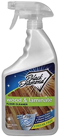 Black Diamond Stoneworks Wood & Laminate Biodegradable Floor Mopping Solution