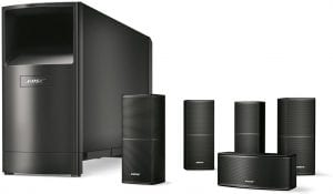 Bose Acoustimass V Home Surround Sound Theater System