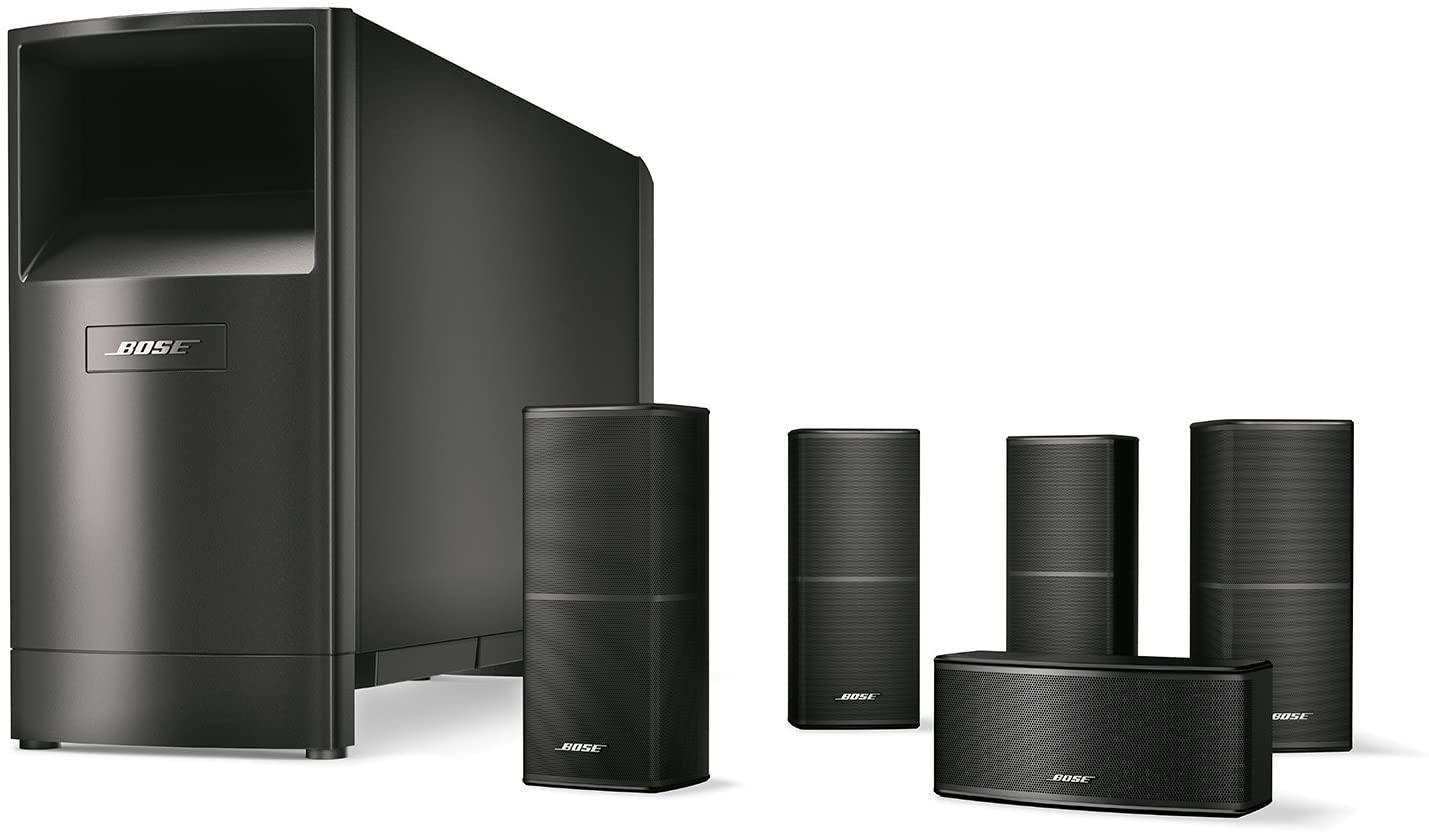 Bose Acoustimass V In-Home Sound System