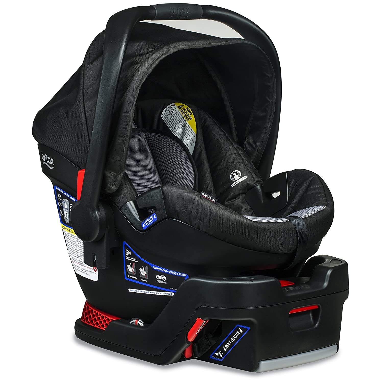 Britax B-Safe 35 1 Layer Impact Protection Infant Car Seat