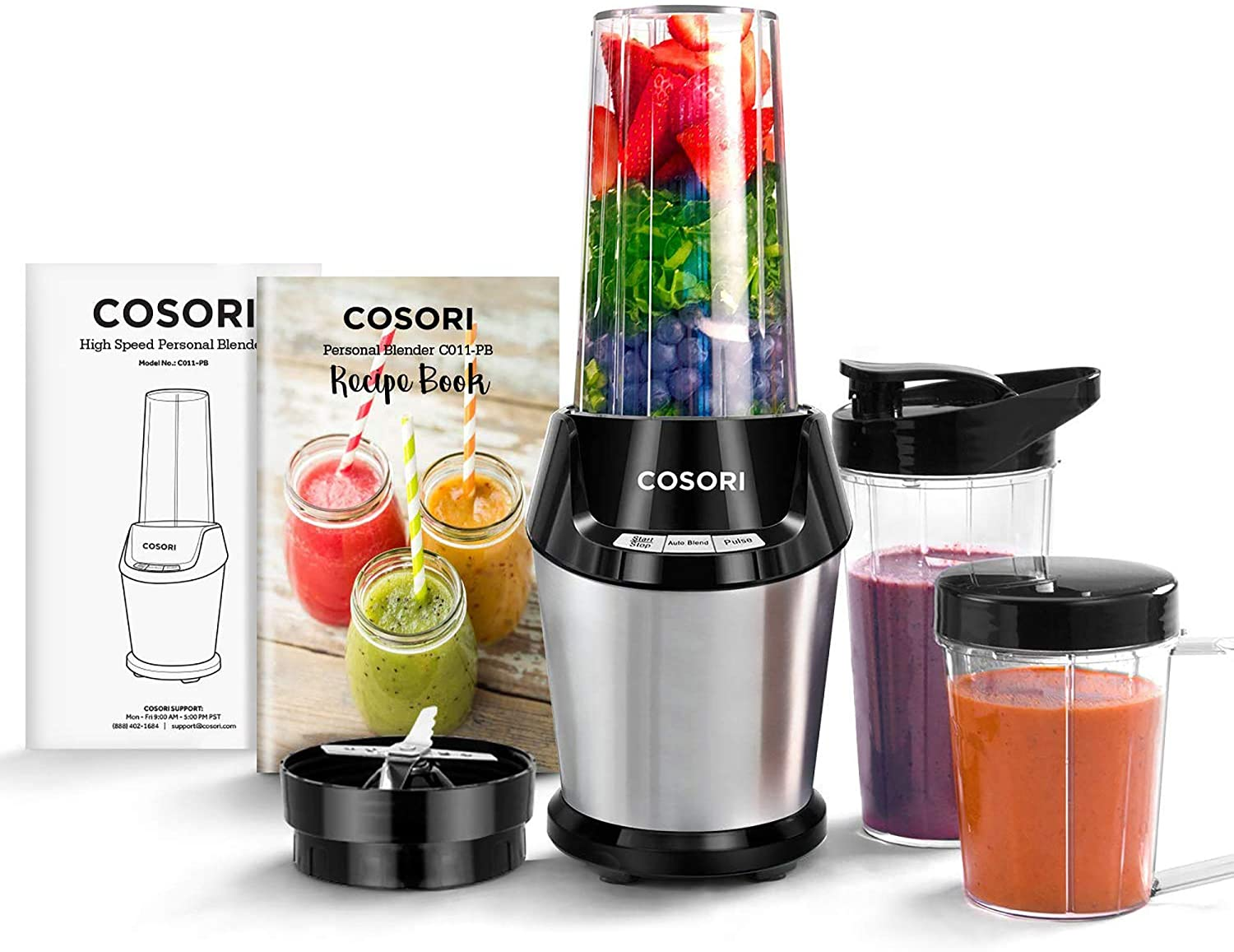 COSORI Auto-Blend High Speed Bullet Blender