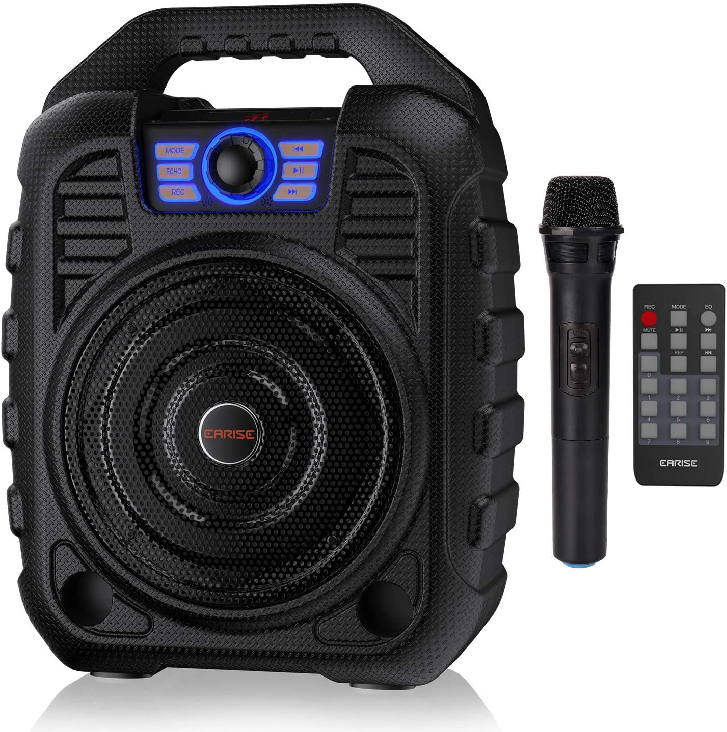 EARISE T26 Portable Bluetooth Karaoke Machine