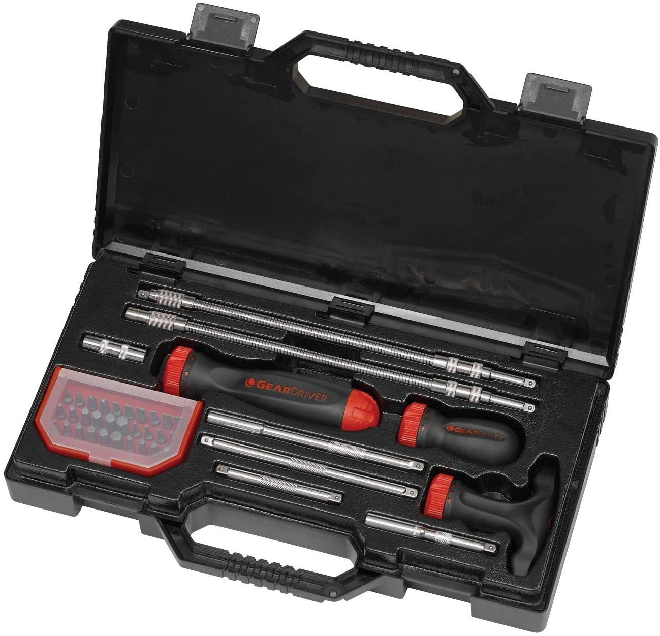 GEARWRENCH 8940 Ratcheting Screwdriver, 40-Piece