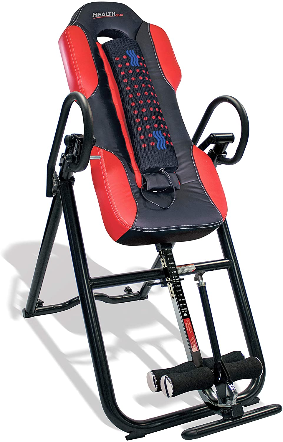 Health Gear ITM5500 Advanced Technology Heavy Duty Inversion Table