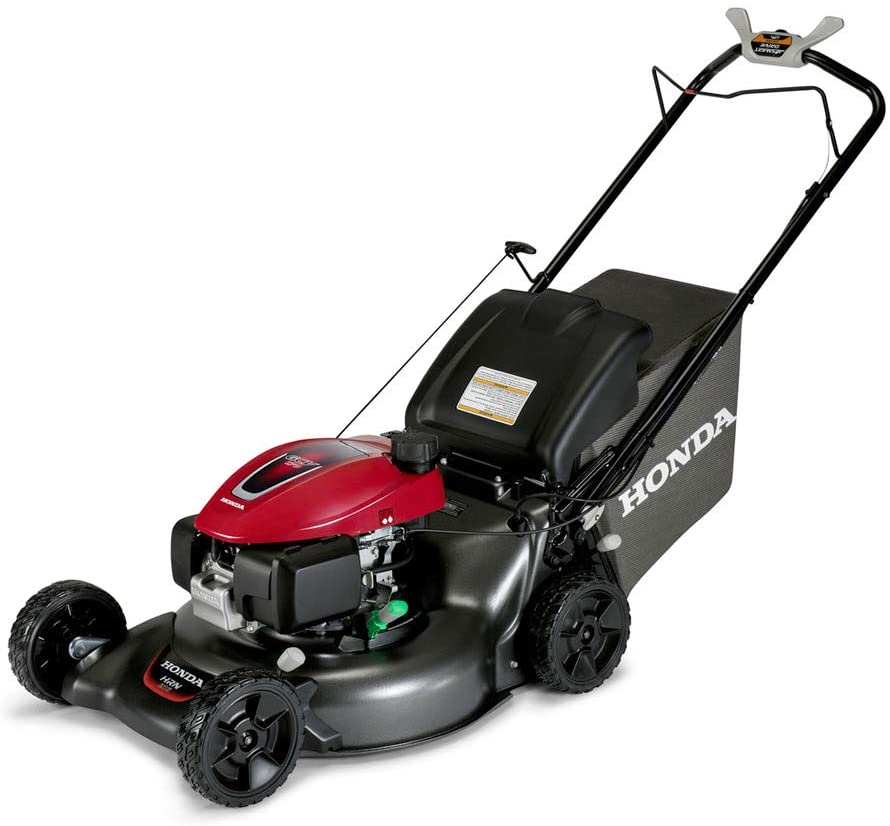 Honda HRN216VKA Self-Propelled Lawn Mower, 21-Inch