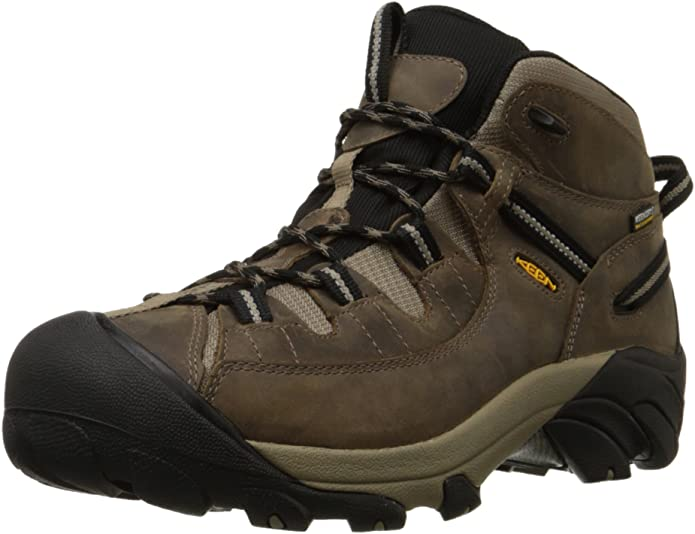 KEEN Men's Targhee 2 Mid Waterproof Hiking Boot