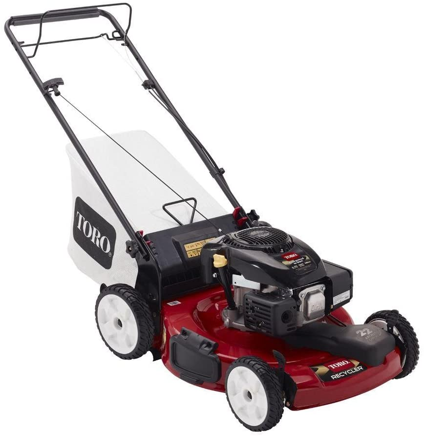 Toro Kohler Variable Speed Self-Propelled Gas Lawn Mower, 22-Inch