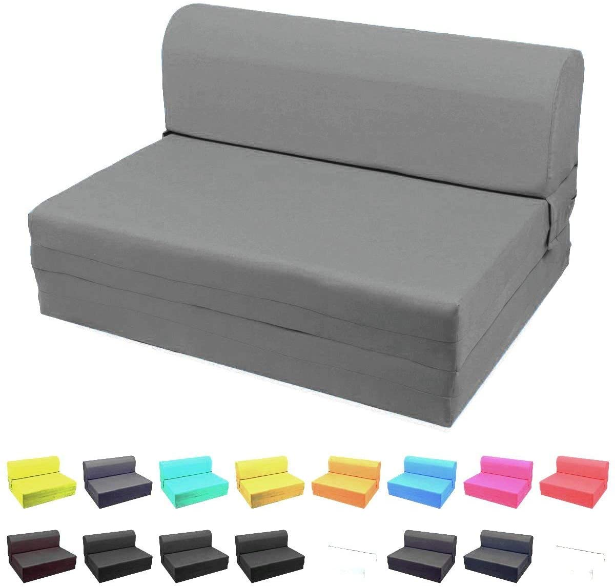 Magshion Sleeper Chair and Twin Tri-Fold Bed