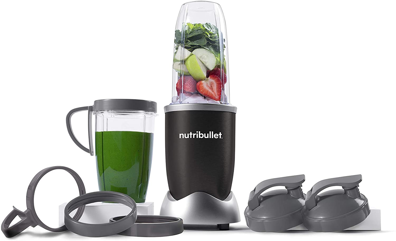 NutriBullet NB9-1301K Pro Blender, 13-Piece