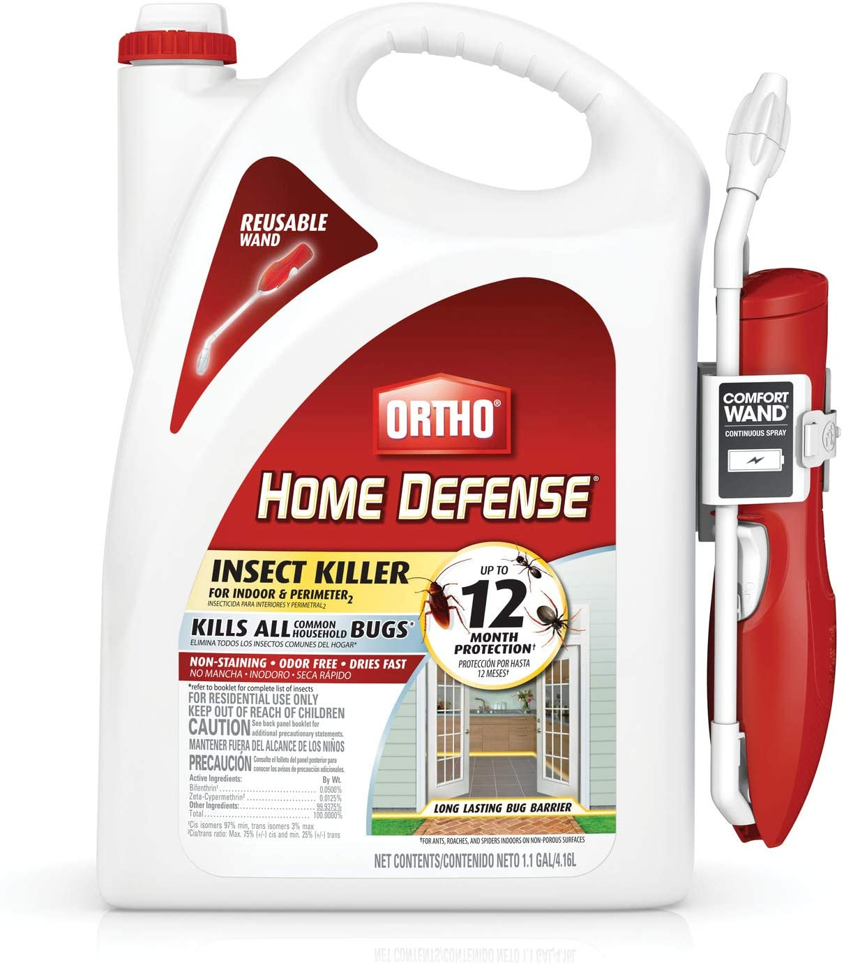 Ortho Home Defense Indoor & Outdoor Insect & Roach Killer