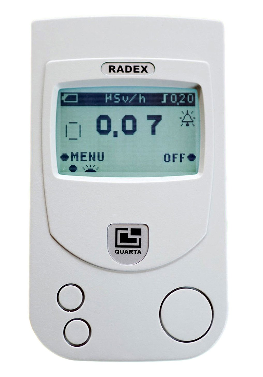 RADEX RD1503+ Geiger Counter Radon Detector