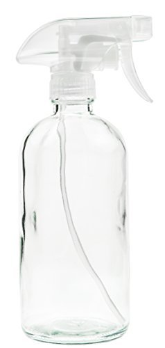 Sally's Organics Glass Spray Bottle