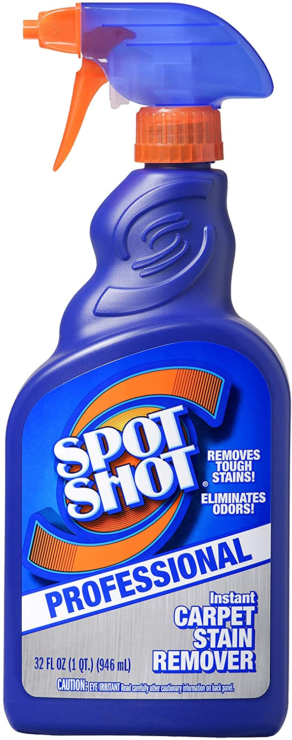 Spot Shot Professional Instant Trigger Spray Carpet Stain Remover