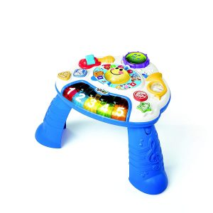Baby Einstein Sit-To-Stand Discovering Music Activity Table