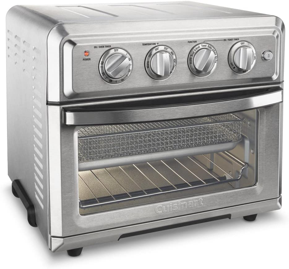 Cuisinart TOA-60 Countertop Convection Toaster Oven & Airfryer