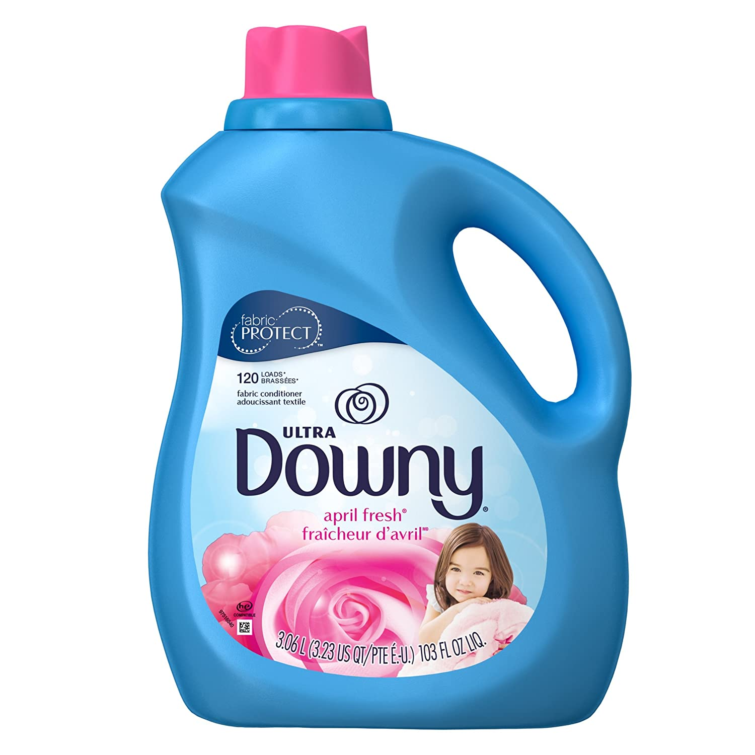 Downy April Fresh Ultra Liquid Fabric Conditioner & Softener