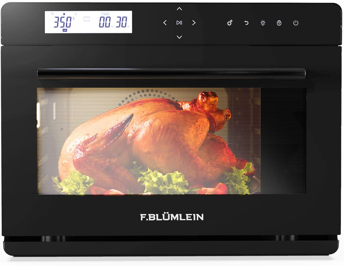 F.BLUMLEIN Steam Countertop Convection Oven