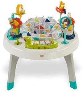 Fisher-Price 2-In-1 Sit-To-Stand Activity Toy
