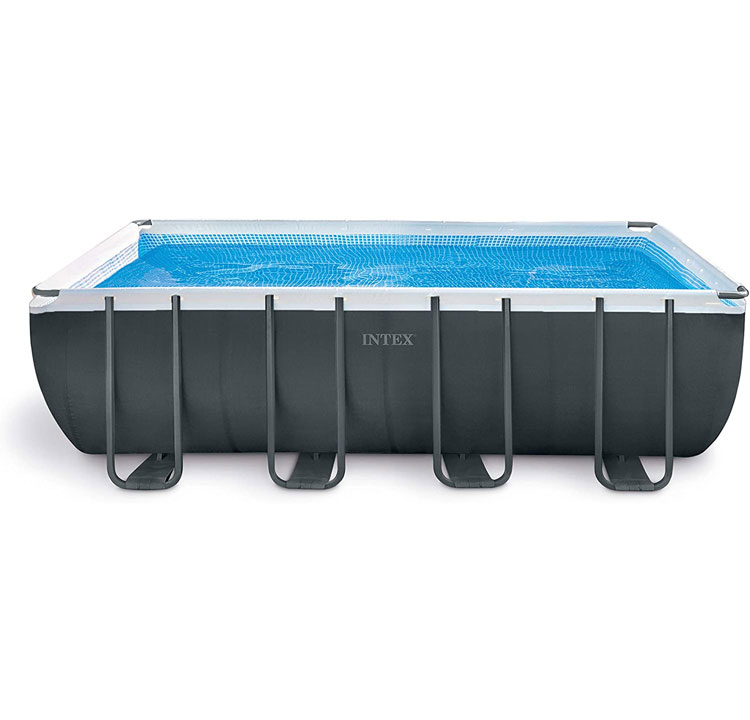 Intex Ultra XTR Rectangular Swimming Pool Set, 9-Feet x 52-Inch
