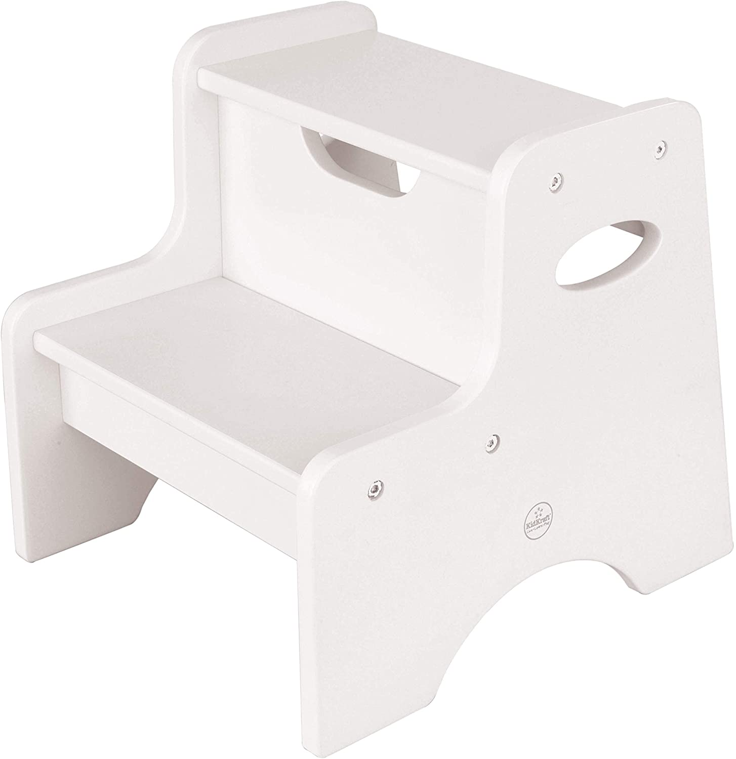 KidKraft Children's Two Step Wooden Stool
