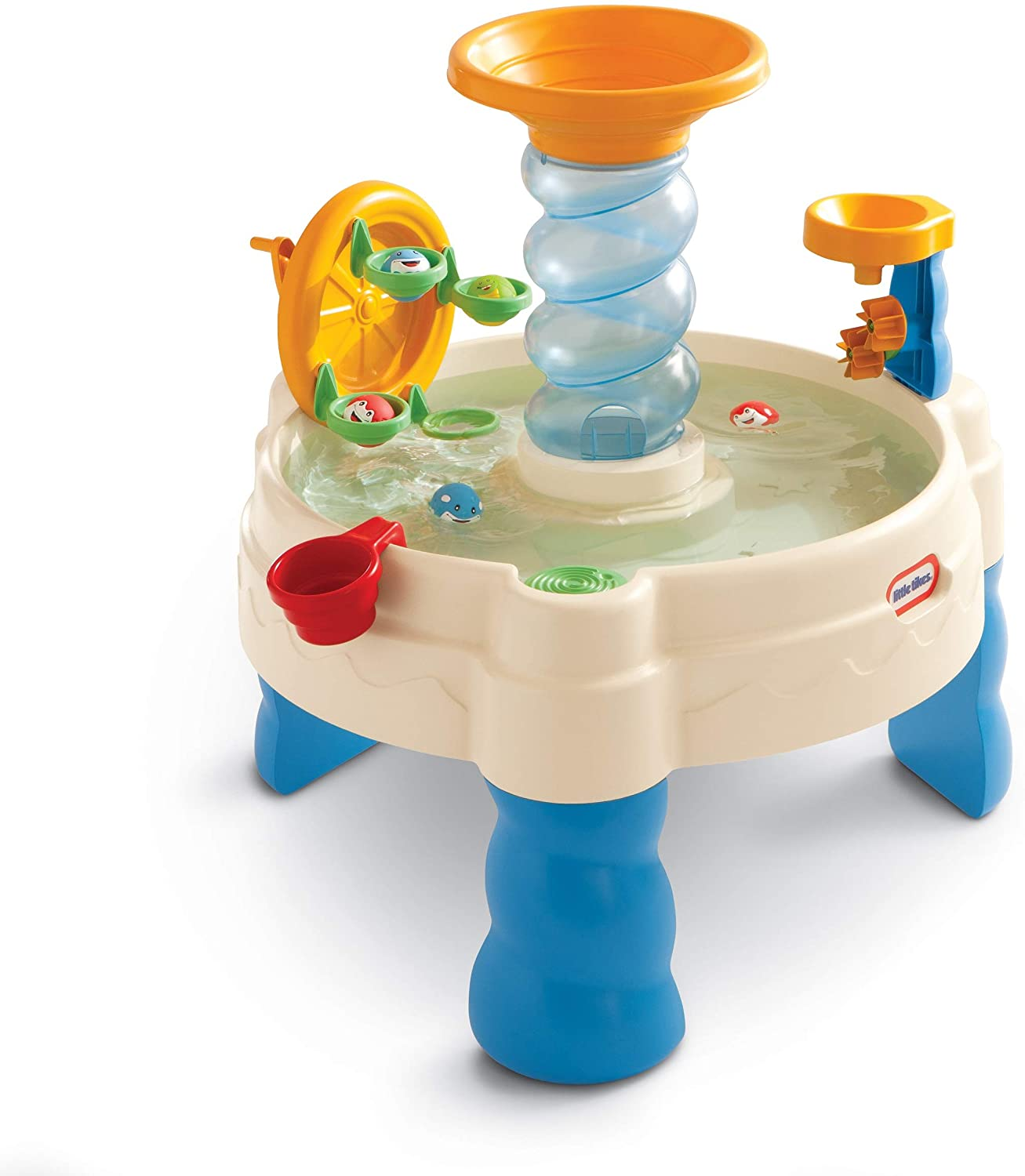 Little Tikes Spiralin' Seas Waterpark Sensory Table