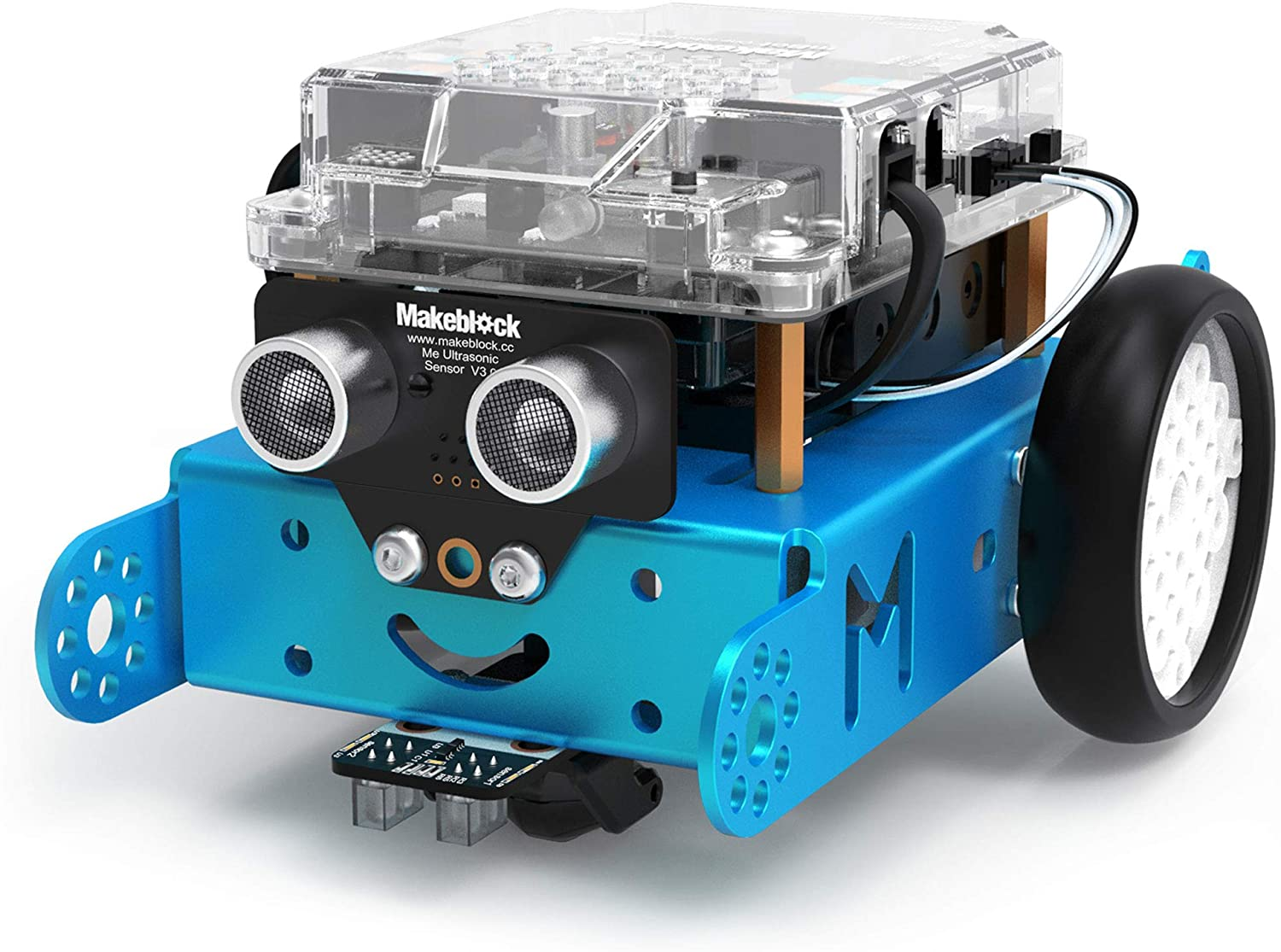 Makeblock mBot DIY Mechanical Building Blocks STEM Education Robot Kit