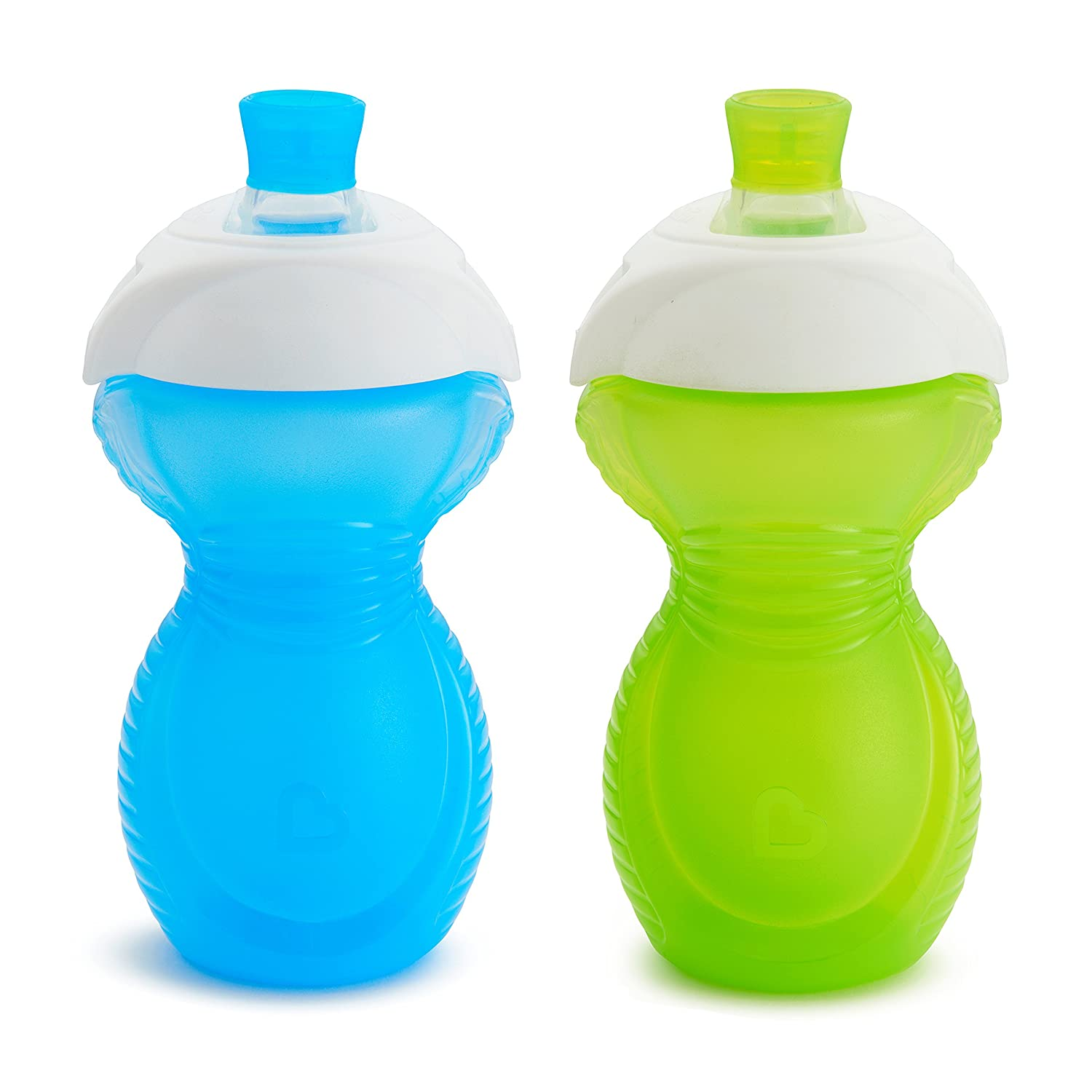 Munchkin Click Lock Bite Proof Sippy Cup, 2-Count