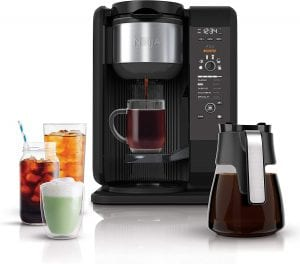 Ninja CP301 Auto-iQ Hot & Cold Brew Iced Tea Maker