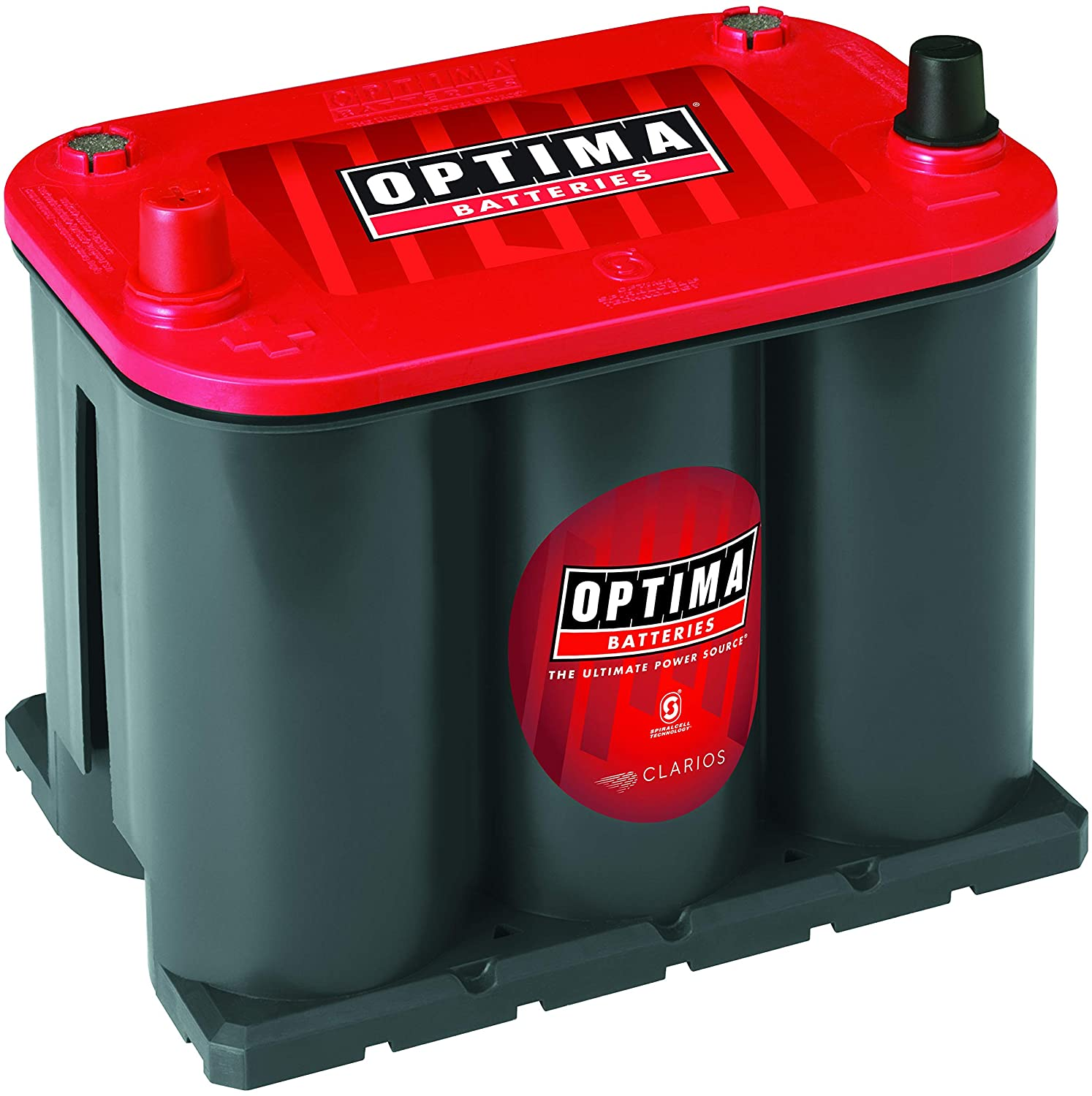 Optima 8025-160 25 RedTop Starting Car Battery