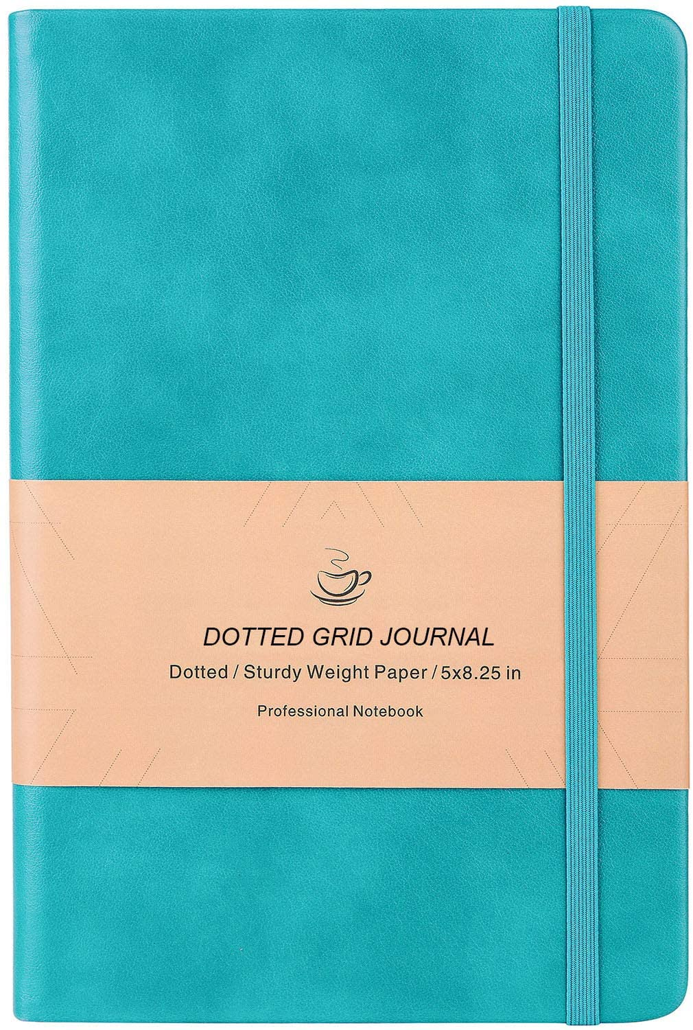 Poluma Dotted Grid Sturdy Weight Paper Journal