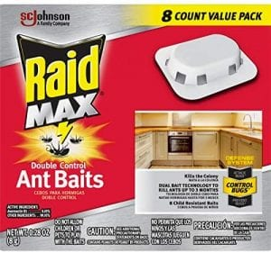 Raid Max Child Resistant Ant Killer Baits