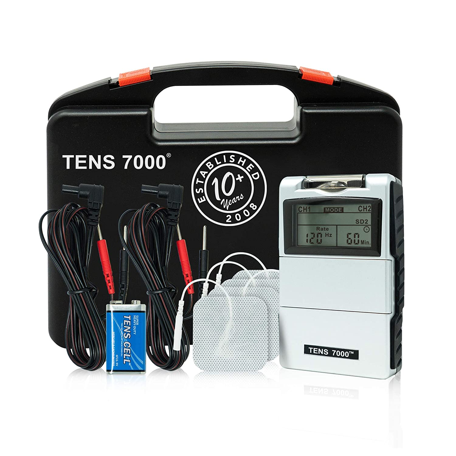 TENS 7000 Second Edition Digital Accessories & Tens Unit