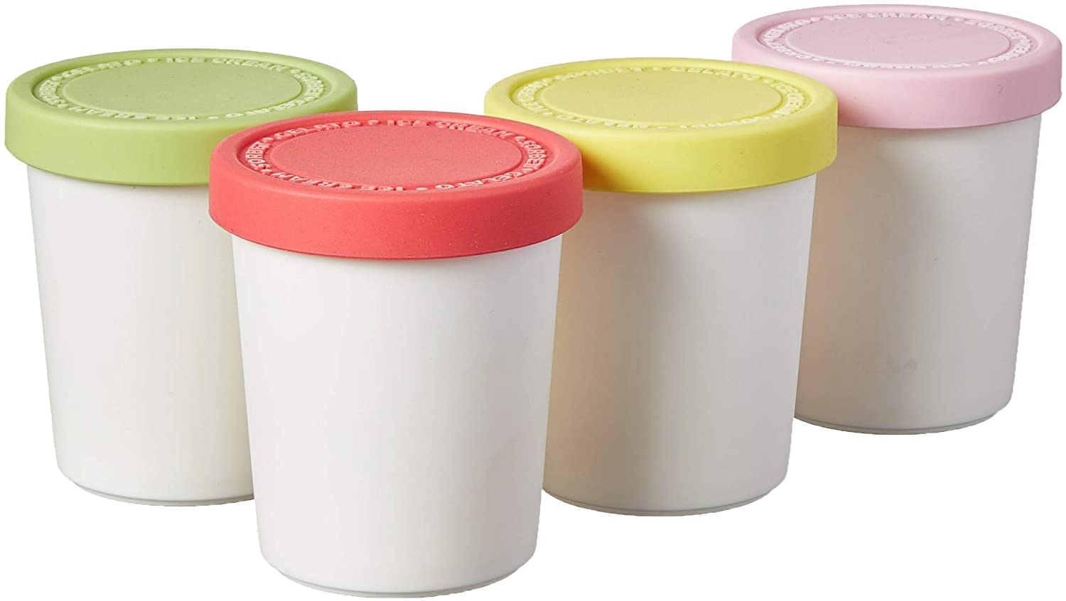 Sumo Dishwasher Safe Homemade Ice Cream Container
