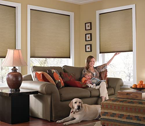 Windowsandgarden Custom Cordless Single Cell Blinds