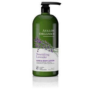 Avalon Organics Nourishing Lavender Organic Hand & Body Lotion