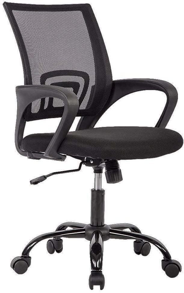 BestOffice Ergonomic Lumbar Support Mesh Office Chair