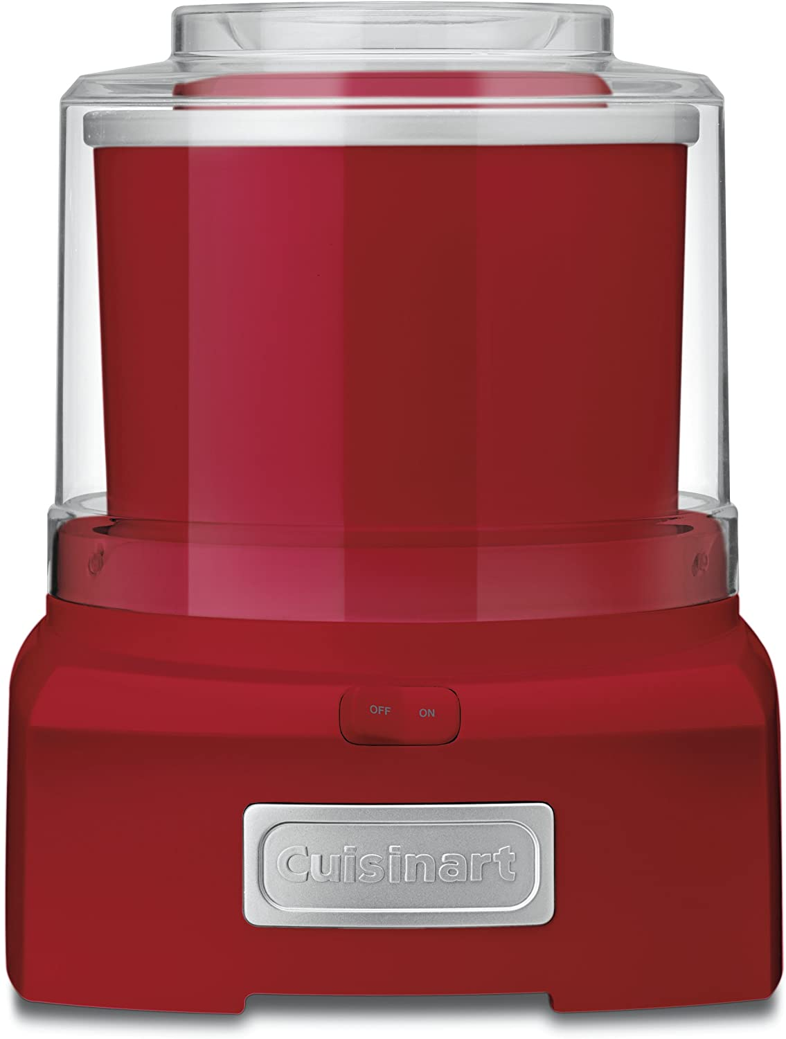 Cuisinart Frozen Yogurt Ice Cream Maker, 1.5-Quart