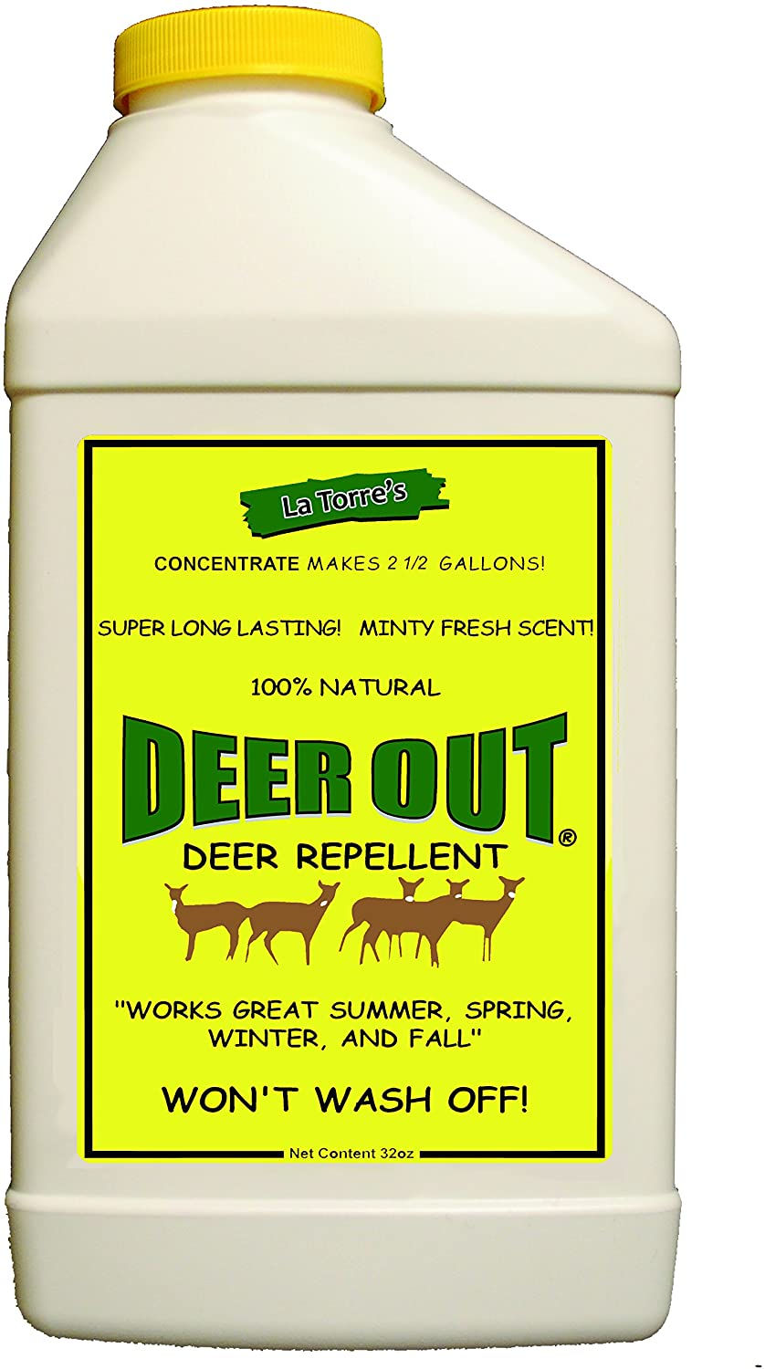 Deer Out 32-Ounce Concentrate Deer Repellent