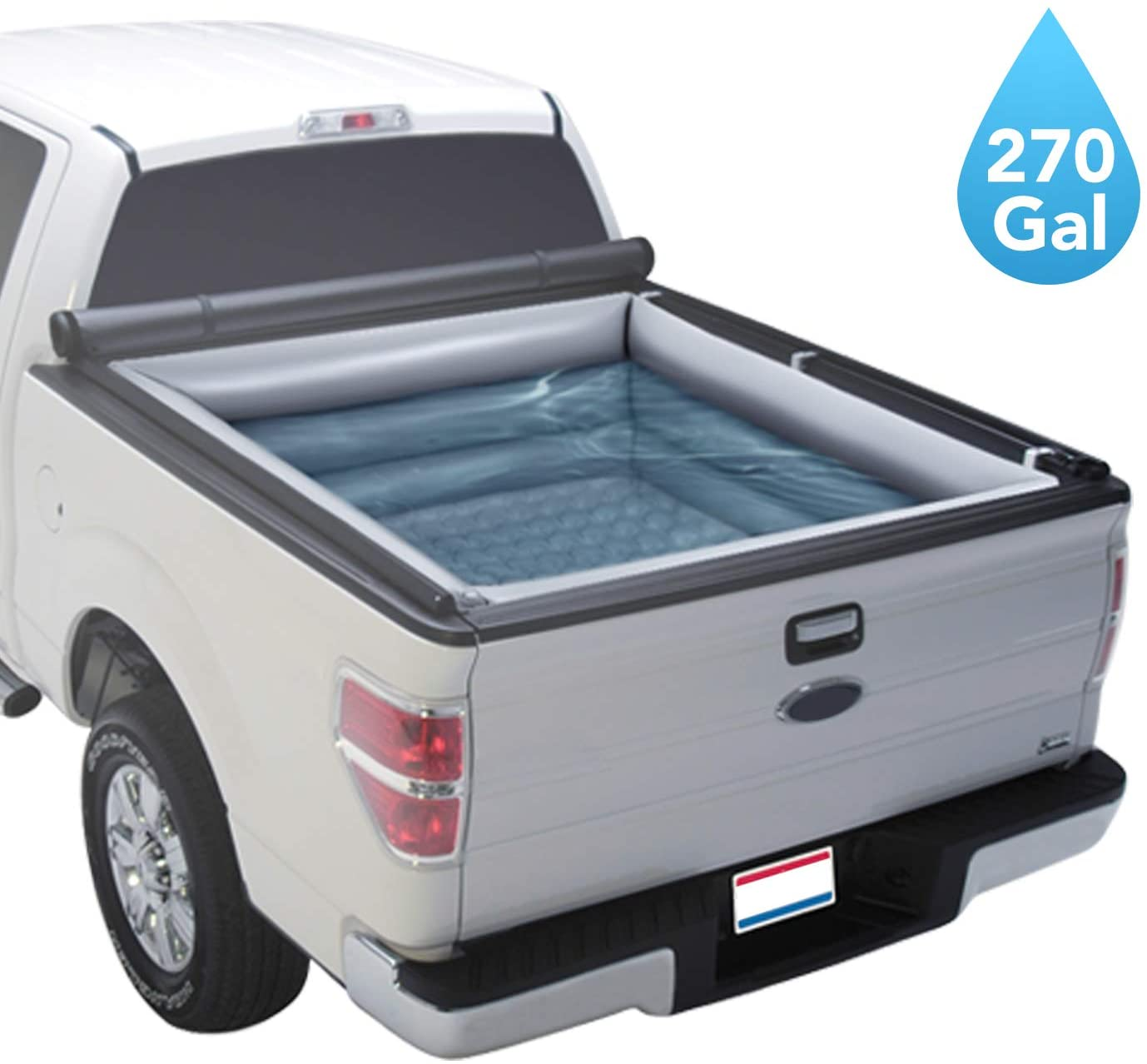 GOLOHO Inflatable Truck Bed Pool