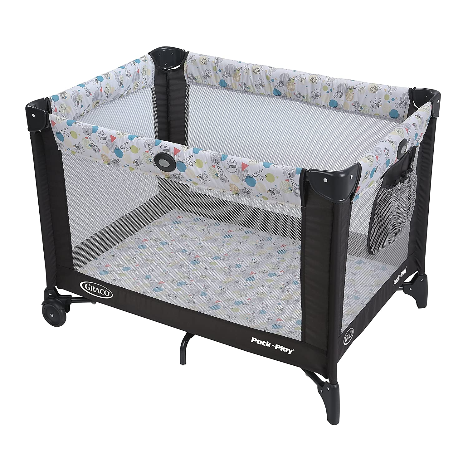 Graco Pack & Play Compact Fold Portable Playard