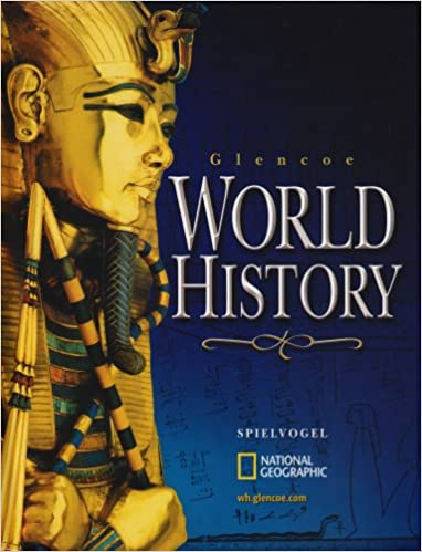 Jackson Spielvogel Glencoe World History Book