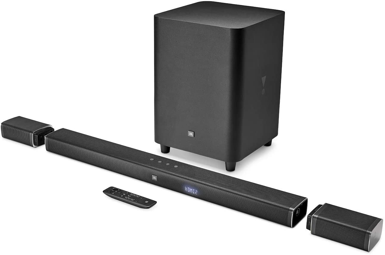 JBL Bar 5.1 Channel 4K Ultra HD Soundbar