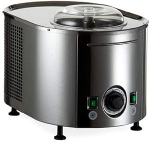 Musso Lello 4080 Musso Lussino 1.5-Quart Ice Cream Maker