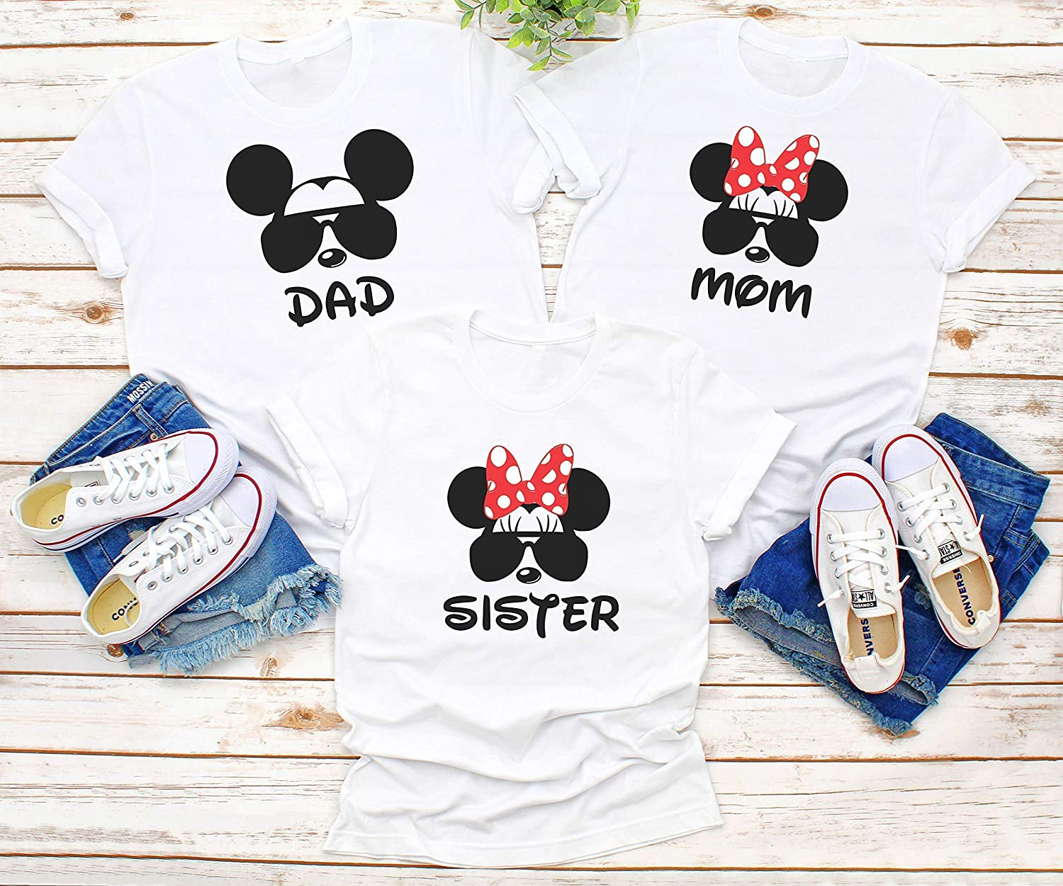 My Bachelorette Party Shirts Matching Disney Family Custom T-Shirts