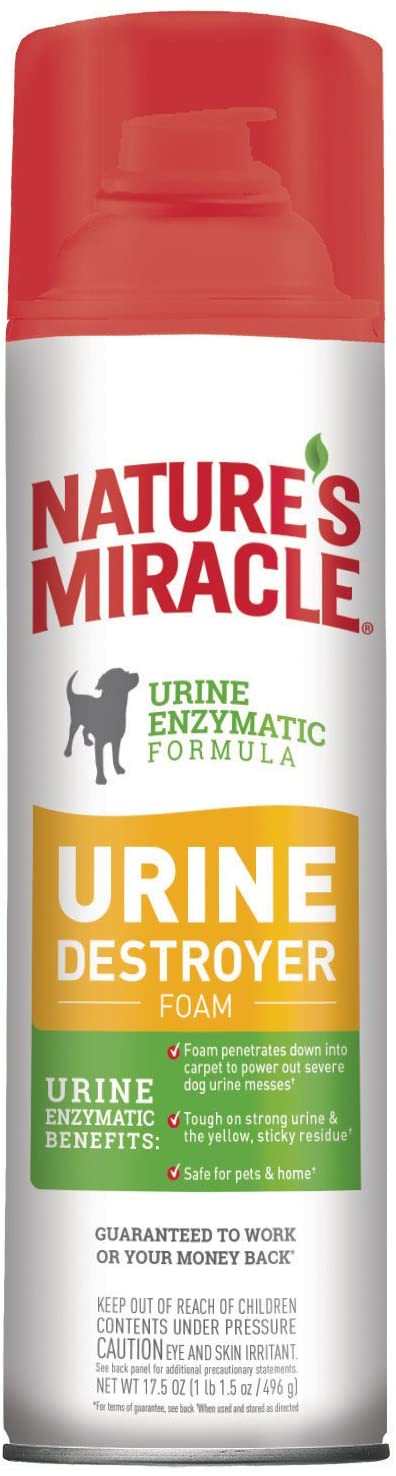Nature's Miracle Odor & Urine Destroyer Foam