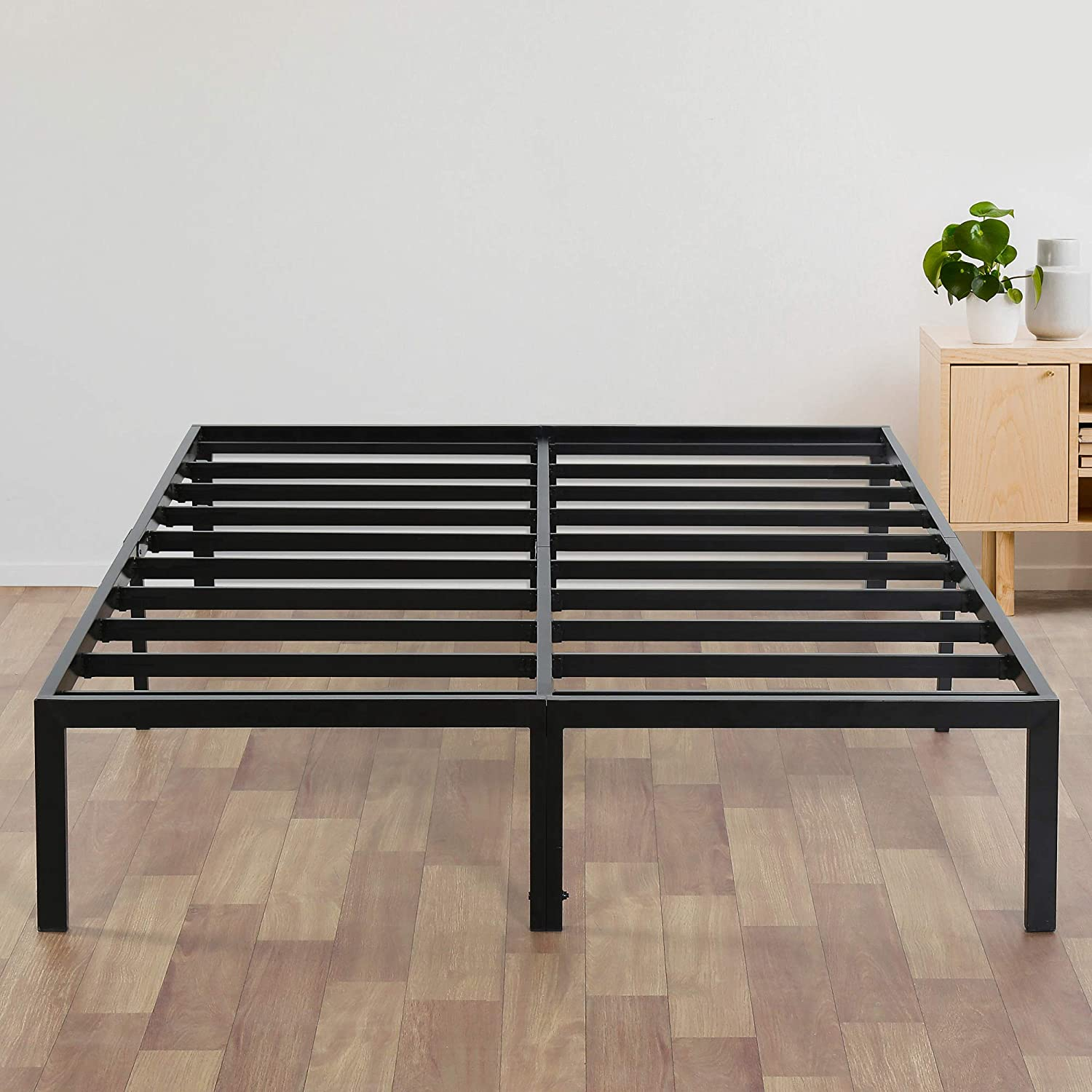 Olee Sleep Steel Slat Bed Foundation