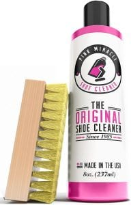 Pink Miracle Leather & Nubuck Shoe Cleaner Kit
