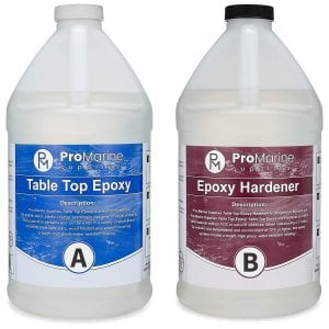 Pro Marine Supplies Crystal Clear Epoxy Resin Kit