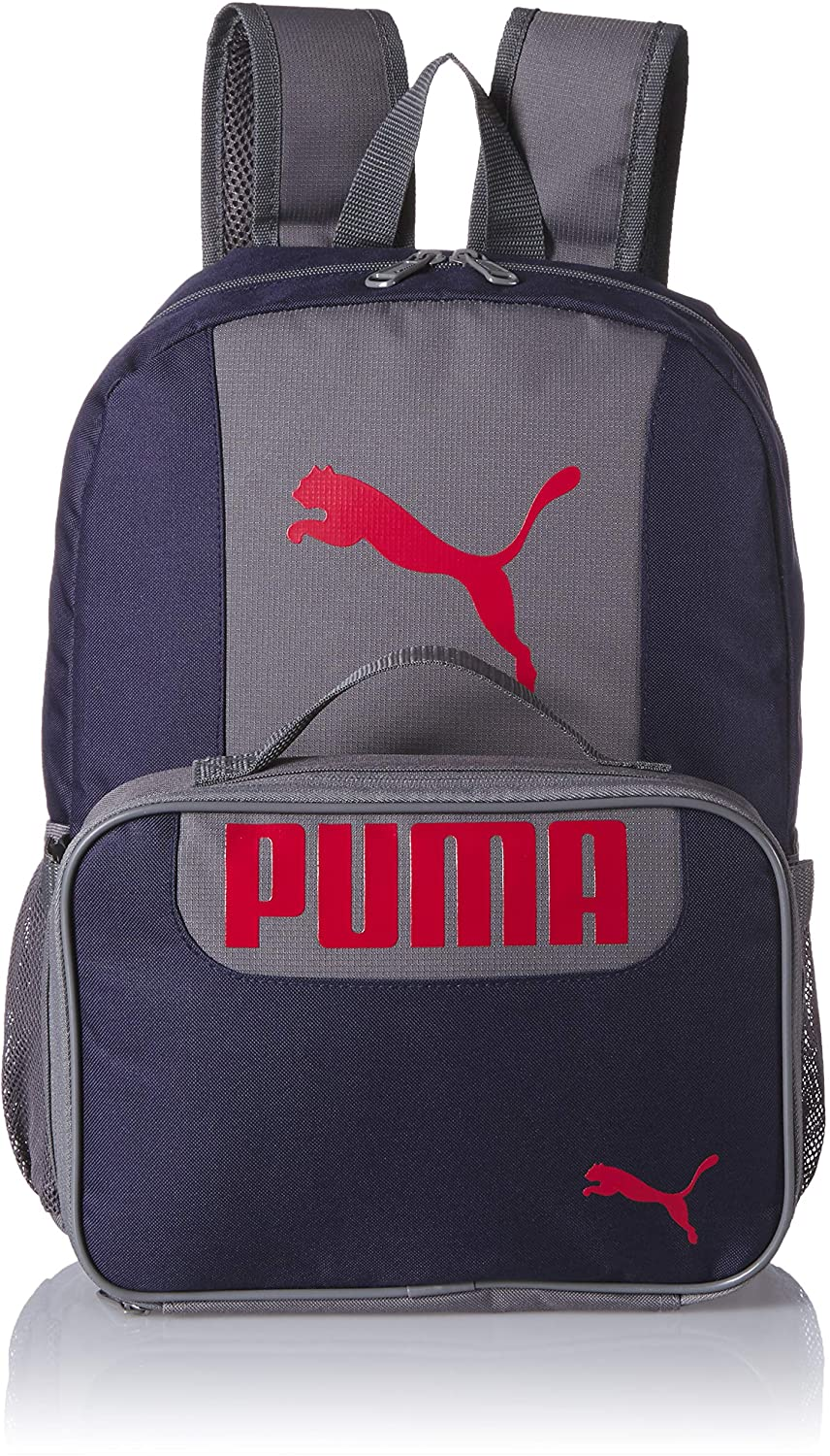 PUMA Lunch Box Backpack Combo For Boys